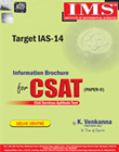 CSAT Brochure(Delhi Center)
