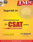 UPSC IAS CSAT 2014 coaching in Hyderabad