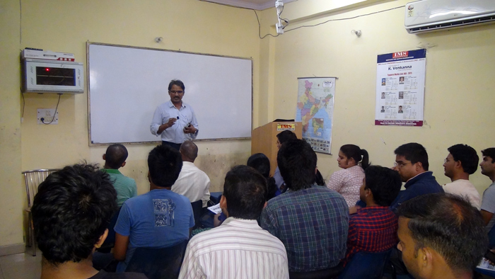 Sumit Kumr IAS 2013, AIR-81 Workshop