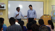 Sumit Kumr IAS 2013, AIR-81 & Venkanna Sir(Director)