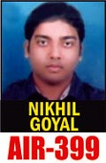 Nikhil-Goyal-AIR-399-IAS-2013