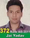 IAS 2011 Successful Student AIR 372