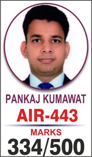 UPSC Civil Service Examination IAS-2017 Successful Student AIR-184 Topper